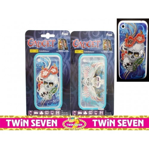 Iphone Bling Stickers Assorted Suits All Models