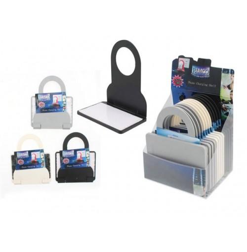 Phone Charging Shelf Foldable 12pcs