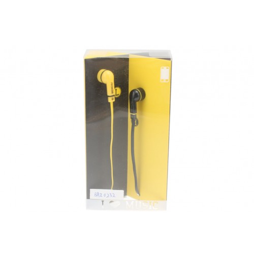 Two Tone Earbuds In Pvc Box