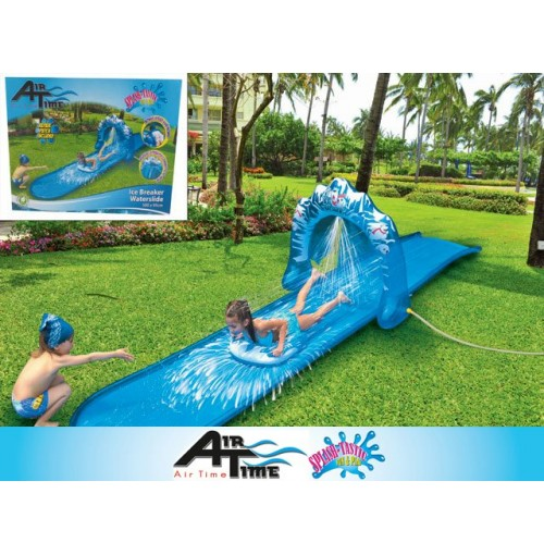 Ice Breaker Water Slide