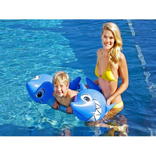 Inflatable Kick Float Whale