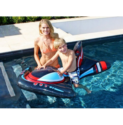 Inflatable Mantra Ray Rider