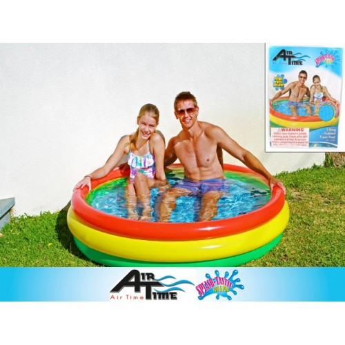 3 Ring Pool Padded Floor 100x 22cm Airtime