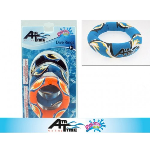 Airtime Dive Rings 3pc