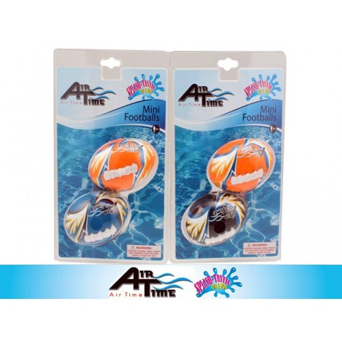 Airtime Mini Football 2pc