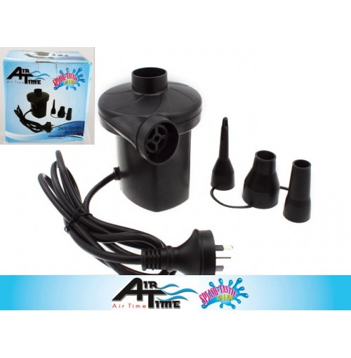 In/Deflate 240v Electric Air Pump