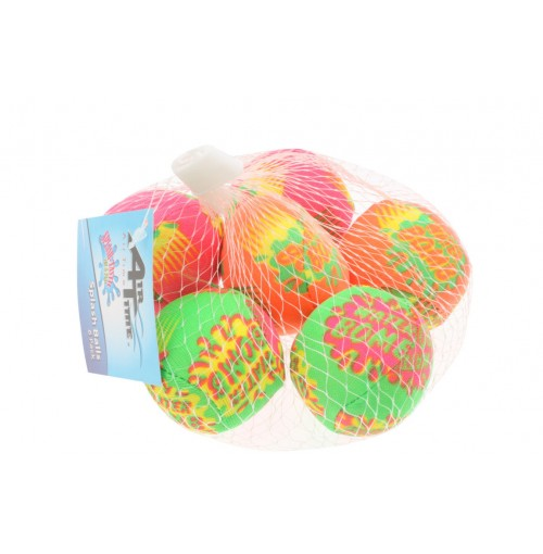 Splash Foam Balls 6 Pcs
