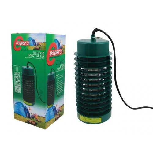Electric Bug Zapper 25cm Height X 13cm Dia
