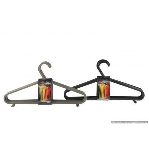 Hangers Clothes 8pk