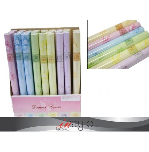 Drawer Liners 3pk In Dis Scented 43x58cm