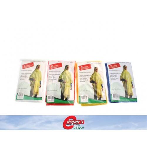 Poncho Emergency 132x203cm