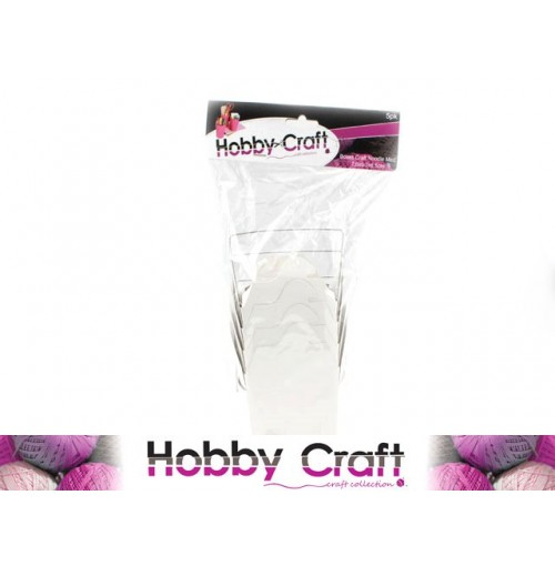 Craft Noodle Boxes 5pk W/Metal Handles Cardboard
