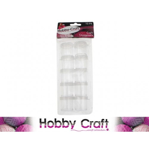 Craft Storage Containers 10pk