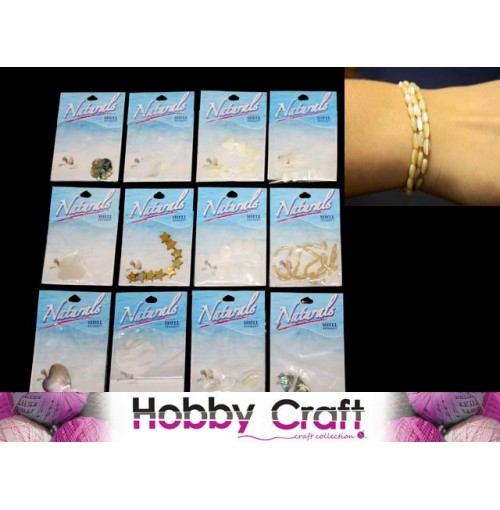 Craft Natural Shell Acc