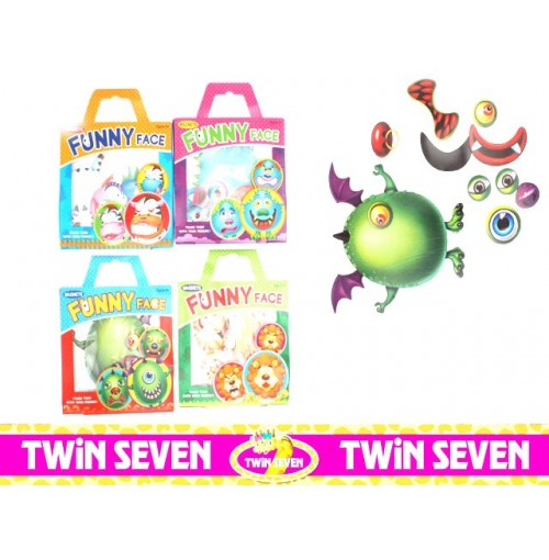 Twin Seven Funny Face Magnet Animals
