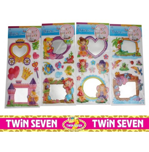 Room Decor Pop Up Mirror Twin Seven