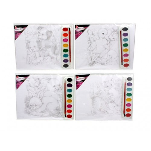 Water Colour Painting Set  4