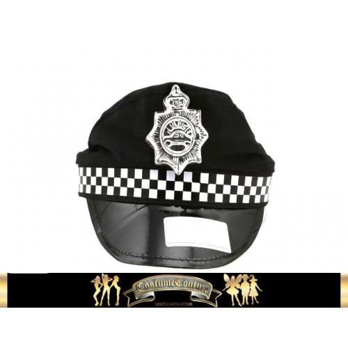Police Cap Twill Fabric