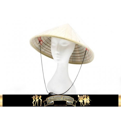 Chinese Dress Up Hat