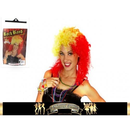 Rock Band Wig