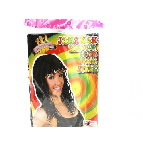 Wig Jamaican W/Beads