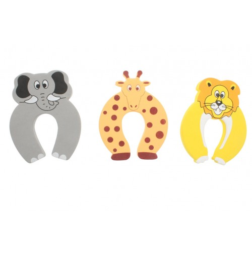 Eva Animal Door Stoppers In Display