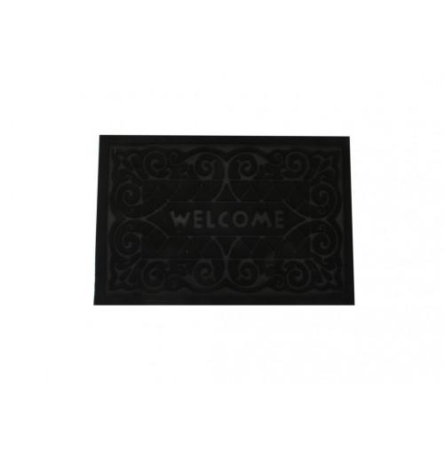 Welcome Door Mat Needle Punch 4 Asstd