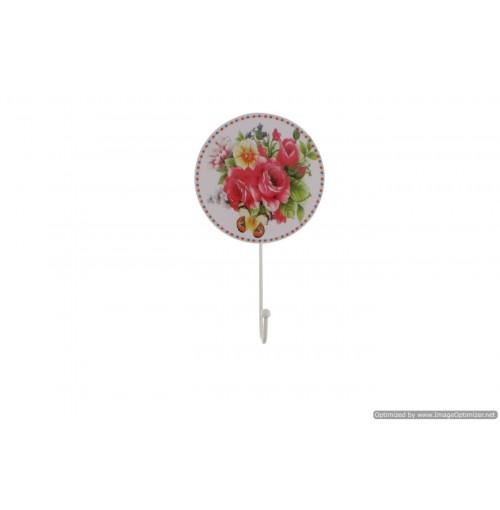 Single Hook Flower Design 11cm