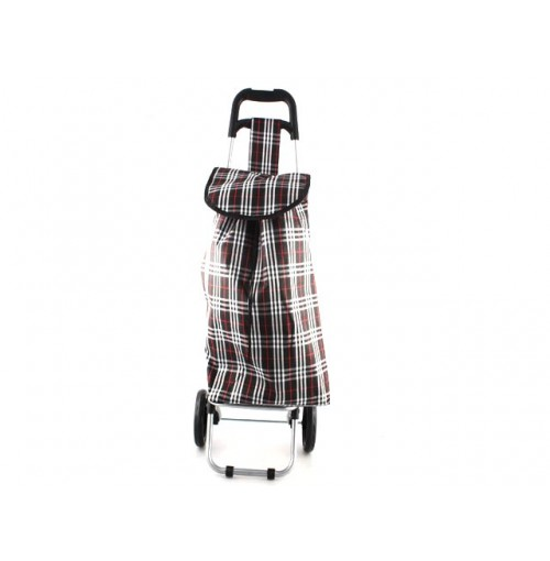 Shopping Trolley Deluxe 35x30x94cm