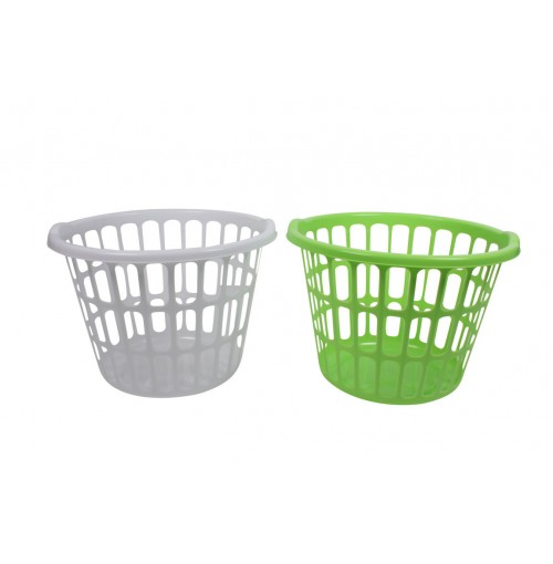 Laundry Basket Conical 52x52cm