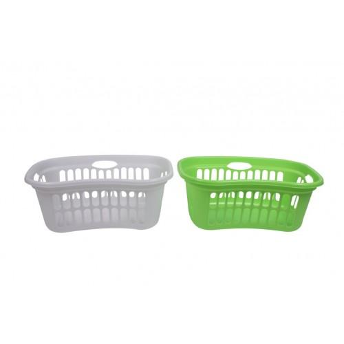Laundry Basket Hip Shape
