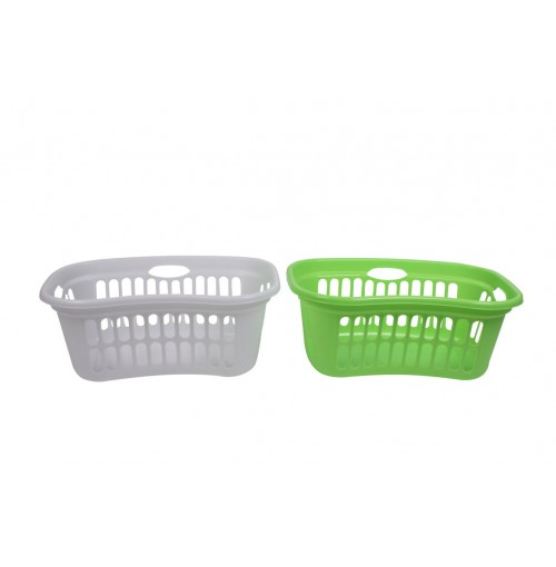 Laundry Basket Hip Shape