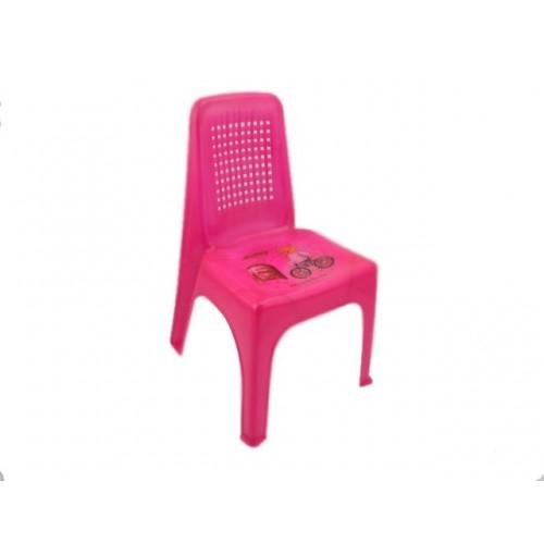 Plastic Childrens Chair 23x22x36cm