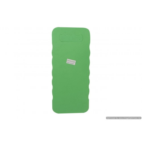 Foam Kneeling Pad Green 17.6 X 39 X 1.7cm