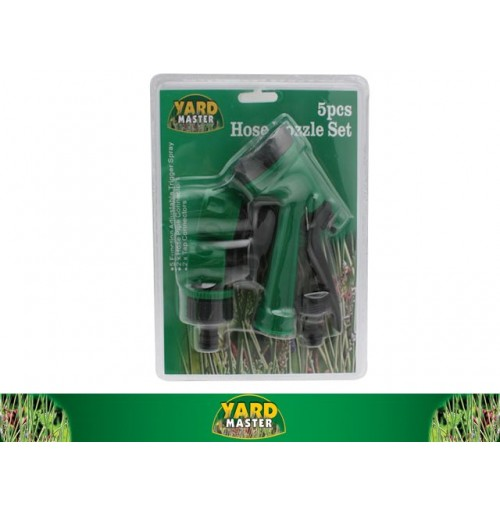 Hose & Fitting Set 5 Pk