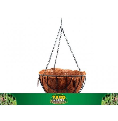 Basket Hanging W/Liner & Chain D/30cm