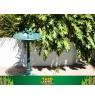 Garden Bird Bath