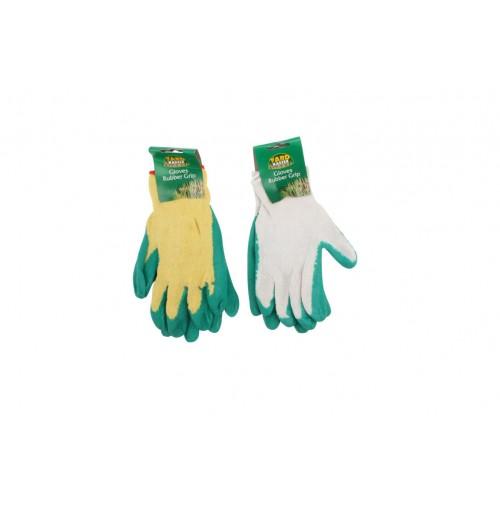 Gloves Rubber Grip