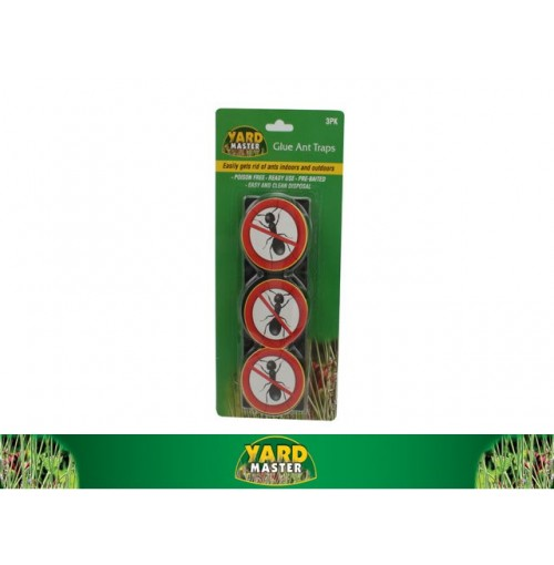 Glue Ant Traps 3pk