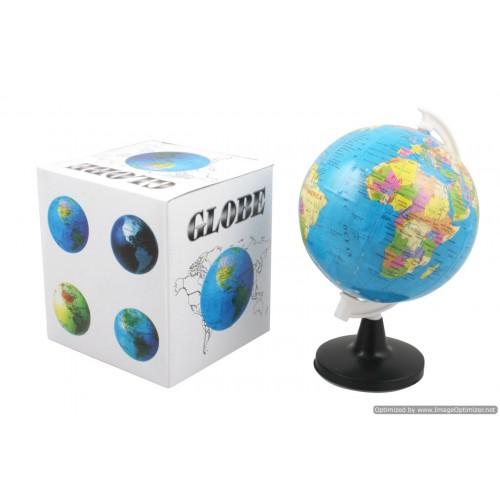Desk Globe In Colour Box 10.6cm