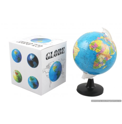 Desk Globe In Colour Box 10.6cm