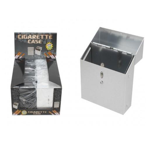Cigarette Case Holds 25 92x75x28mm 12pc Per Pdq