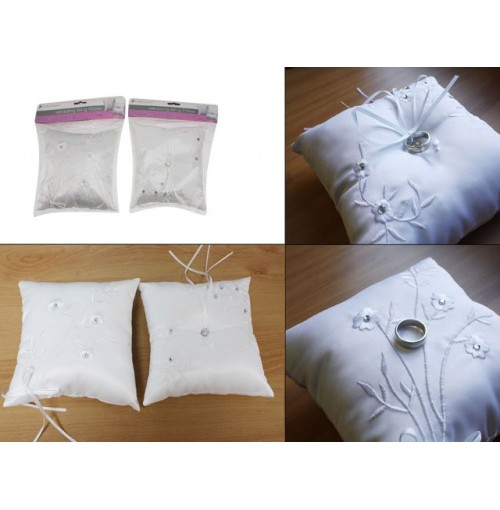 Wedding Ring Pillow 18cm