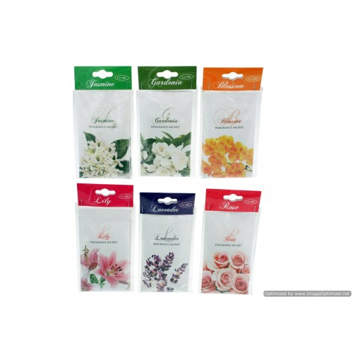 Fragrance Sachets Pack Of 2 10g Fragrance