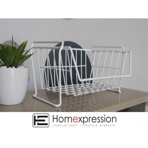 Stacking Basket Sml 30x20x15.5cm