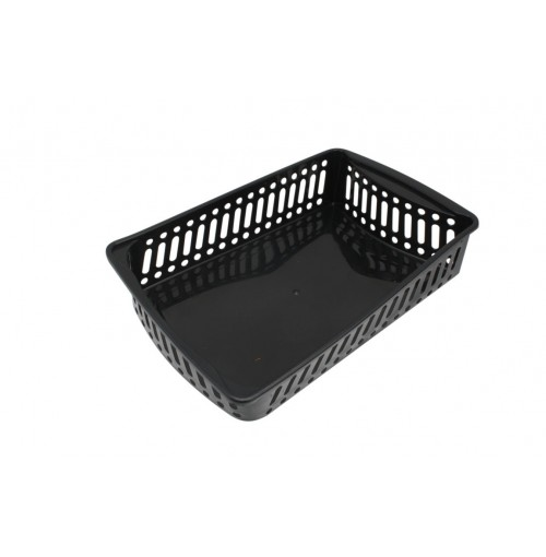 Basket Storage 2 Pack 3 Colours White, Grey, Black