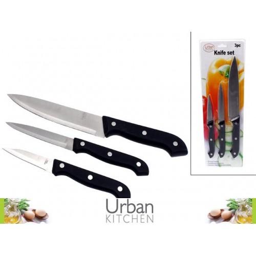 Knife Set 3pc