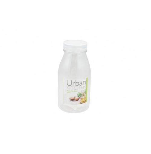 Milk Bottle 300ml Plastic