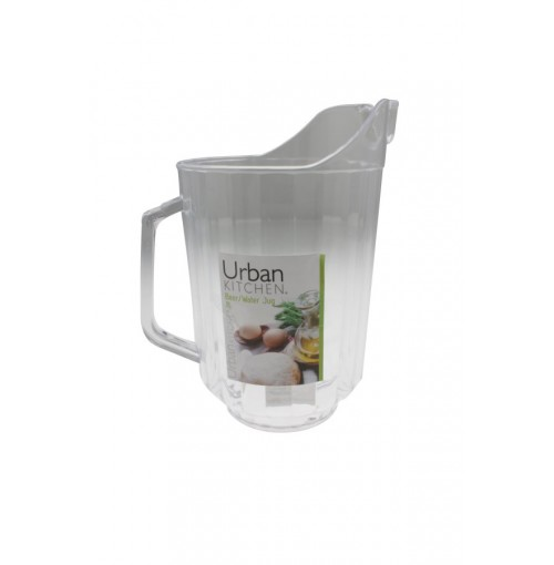2 Ltr Beer/Water Jug Clear