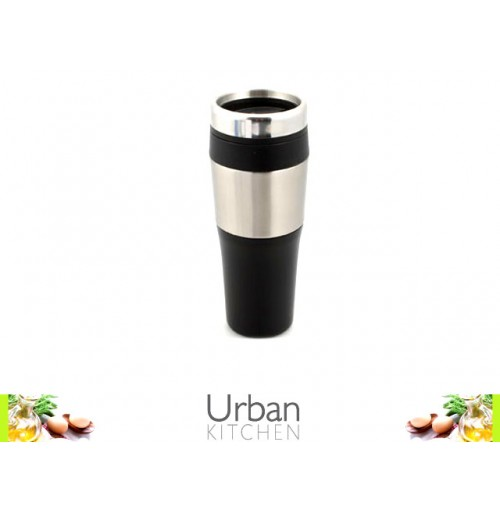 Insulated S/S Mug Coffee To Go Dble Wall 450ml